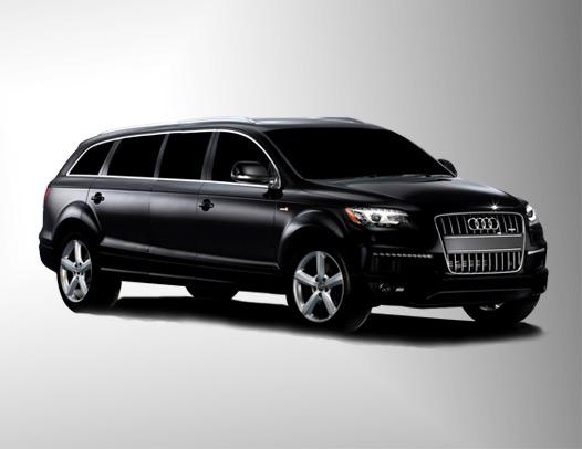 New Chrysler 300 Limousines
