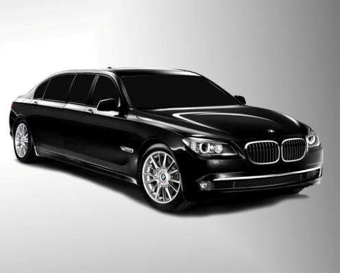 BMW Limousines