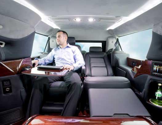 Executive SUV and SUV Limos