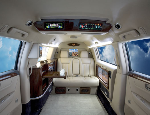 armored limousines and armored suvs armored mercedes bmw audi luxury custom limousines executive. Black Bedroom Furniture Sets. Home Design Ideas