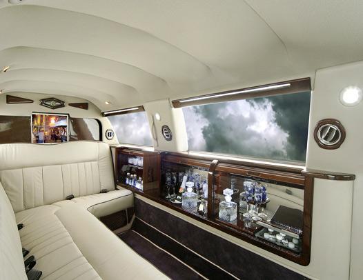 New Limousines-Executive SUVs