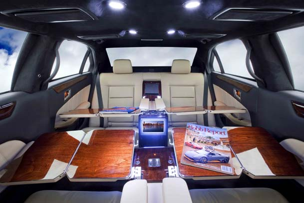 Custom Limousines