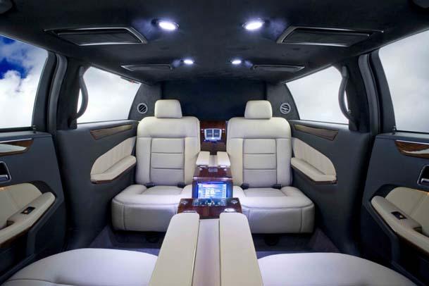 RHD limousines
