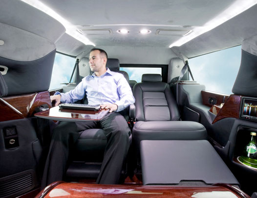 New Limousines-Executive SUVs
