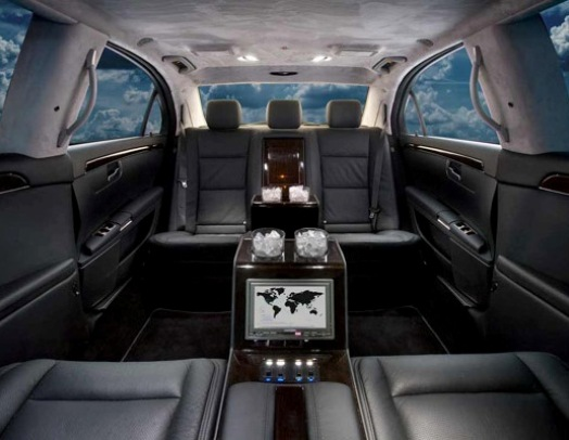 Armored Limousines and Armored SUVs|Armored Mercedes BMW ...